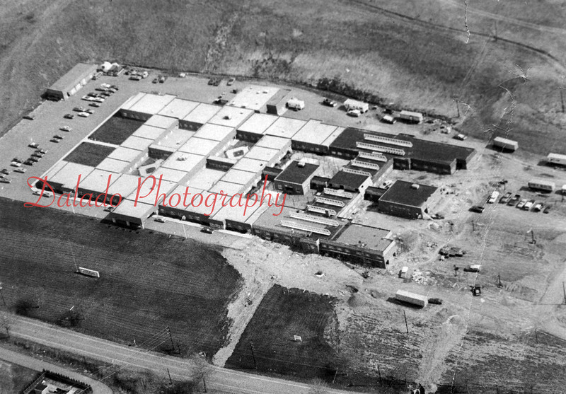 (April of 1979) A 120-bed addition to the Mountain View Manor is shown. The addition was paid for with a $1.9 million grant.