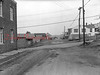 (1958) Cedar and Holly streets in Coal Township.
