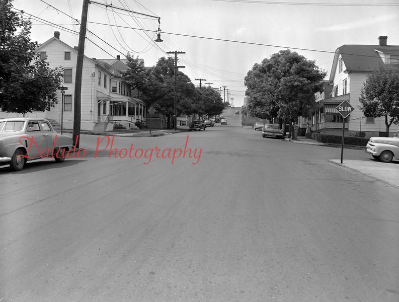 (05.09.1960) First Street in Shamokin/Coal Township.