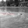 (Aug. 1967) Swimming at Edgewood.