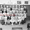 (1956) McKinley K-class of 1956- First graders of the McKinley School in Coal Township on May 17, 1956. Pictured are, front row, from left, Barry Duceman, Margaret Paul, Michael Miller, Doris Witmer, John Stank, Elizabeth Troutman and Roland Hughes; second, Reba Cavanaugh, Dale Koch, Cynthia Diorio, Barry Stoud, Ned Sodrick, James Doney, Richard Bland and Glenn Martin; third, Daniel Moyer, Harold Dunstan, Marian Appel, Richard Mervine, Henry Schrader, Howard Taylor, Frederick Deoinedhart (sp) and Gertrude R. Brennan, teacher; back, Harold Wallick, Barbara Ann Conbeer, Robert Campbell, Gayle Kaufer, Ken Culton, Joseph Kopitsky, Randy Graboski and Emily Supsic.