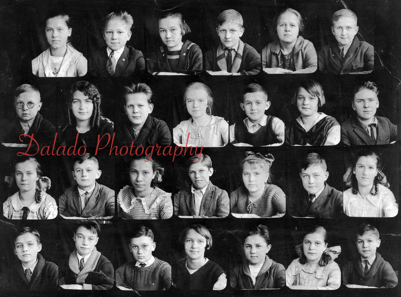 (1924) Lincoln School in Brady.