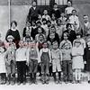 (1927) The students of grades on through seven in the Morse School in Coal Run in 1927 are, front row, from left, Rose Lishewski, Kutha Jones, Robert Heath, William Jones, Liewellyn Jones, George Kostroba, Joseph Bielski, UNK, Evelyn Kashner and Thelma Jones; second, John Yanick, Verna Malinowkski, Verna Kalnash, Paul Mayton, Joseph Janaski, Sarah Jones and Ruth Kashner; third, Martha Nasatka, teacher, Peter Mayton, Elizabeth Rhoades, William Levan, Gilberta Jones and Frank Coveleski, teacher; fourth, Loretta Feori, Florence Grinaway, Anna Grinaway, Francis Yanick, Jennie Sabotchik, Anna Kostroba and Clarence Kashner; fifth, Dorothy Skirkins, George Heath, Arlene Kashner, Joseph Mayton and Michal Kalnash; back, Andrew Kostroba, John Castetter and Lewis Belski.