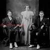 (1938) Burnside Class of 1938 are Robert McCollum, Nancy Chearney and Gilbert Orner.