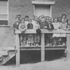 (1915 or 1916) Tharp School.