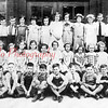 (1934) Coal Township Garfield Grade School Class of 1934- Pictured are, front row from left, John Crossland, Marlin Williams, John Poncher, Penrose Jones, Elwood Williams, UNK, UNK, Harry Schroyer, John Culp, Alfred Carpenter and Harry Fiebig; second, Ann Krebs, Dorothy Reed, Margie Werntz, Joan Chapman, UNK, Walburn; Leona Fetzko, Theresea Morris, Arlena Taylor, Dorothy Sage, UNK, Margaret Hines and Dorothy Hepner; back, Miss Lamey, teacher; Robert Thomas, Marlin Feese, Grace Zelinskie, Jean Borget, Martha Karns, Virginia Holman, Lorraine Poncher, Jean Culp, Alma Berholtz, John Lazar, Leonard Cerklewski and Cyril Griscavage.
