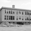 (1982) Uniontown School demolition.