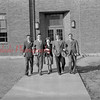 (1947) Centralia High School. Pictured are Nick Mekosh, vice president; Boden Zublic, president; Mary Buckley, secretary; Robert Levens, treasurer; Earl Getty, assistant treasurer.