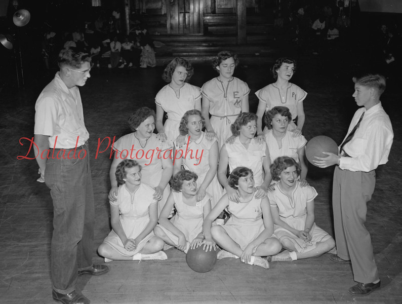 (05.02.53) Conyngham Township High School.