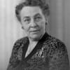 (1947) Gertrude Fisher, Coal Township High School faculty member.