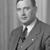 (1947) Casper Burns, Coal Township High School faculty member.