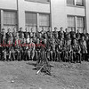 (1943) Coal Township High School rifle team.