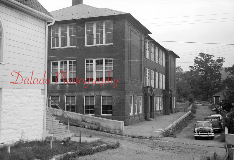 Lincoln School in Brady.