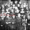(1886) St. Edward Grade School Class of 1886.