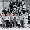 (1927) The students of grades on through seven in the Morse School in Coal Run in 1927 are, front row, from left, Rose Lishewski, Kutha Jones, Robert Heath, William Jones, Liewellyn Jones, George Kostroba, Joseph Bielski, UNK, Evelyn Kashner and Thelma Jones; second, John Yanick, Verna Malinowkski, Verna Kalnash, Paul Mayton, Joseph Janaski, Sarah Jones and Ruth Kashner; third, Martha Nasatka, teacher, Peter Mayton, Elizabeth Rhoades, William Levan, Gilberta Jones and Frank Coveleski, teacher; fourth, Loretta Feori, Florence Grinaway, Anna Grinaway, Francis Yanick, Jennie Sabotchik, Anna Kostroba and Clarence Kashner; fifth, Dorothy Skirkins, George Heath, Arlene Kashner, Joseph Mayton and Michal Kalnash; back, Andrew Kostroba, John Castetter and Lewis Belski.