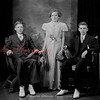 (1938) Burnside Class of 1938 are Robert McCollum, Nancy Chearney and Gilbert Orner.