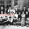(1926) Coal Township Garfield Grade School fourth grade class- Shown in the photo are teachers Miss Helen Dormen, left, and Nellie Buggy, right.