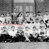 (1926) Fifth and sixth-grade students pose for a photo with their teacher, Mr. Strenkoski, in 1926, at the Webster School in Lower Sagon. Shown are, from back, Margaret Stewart, Mary Gaydon, Mr. Strenkoski, Hazel Shull, Albert Shields, Harry Coveleski, Mike Pita and Andrew Pita; center, Mary Spishock, Alice Ludwig, Mary Pochekailo, Julia Spock, Charlotte Coutts, Mildred Farcheski, Anna Thomas, Pauline Kalonski, Catherine Jones and Anna Dumchock; front, Chester Brocious, Jack Coveleski, John Spock, Milton Heck, John Paskonik, John Hudack, Daniel Stoud and Ben Malonski.