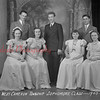 (1940) West Cameron Township sophomore class.