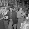(1955-57) Mount Carmel High School students.