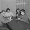(1955-57) Mount Carmel High School students.