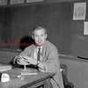 (1955-57) Mount Carmel High School faculty.