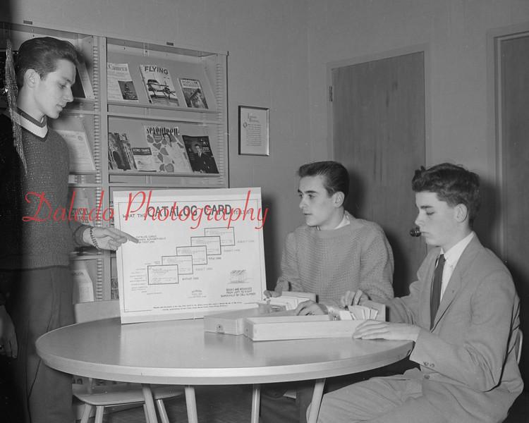 (1960) Lourdes group.