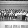 (April 1960) Lourdes singers.