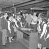 (1960) Lourdes student tour.