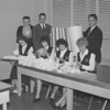 (1960) Lourdes students.