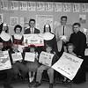 (03.29.1956) Catholic Central High School (OLOL) campaign.