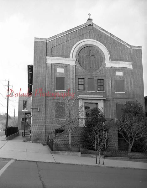 (12.19.1990) Queen of Peace School.