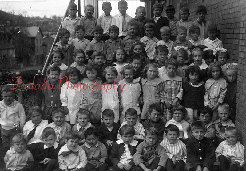 St. Joseph's School group.