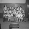 (09.27.51) McKinley School, Coal Township, class under teacher Mary Kerstetter are, front row, from left, Lamar Herb, Glenn Laboski, Rhonda Long, Barbara Moroski, Gary Derr, Billy Herb, Mary Ellen Latshaw, Carol Corman and Irvin Snyder; second, Bob Culp, Dan Steiner, Allen Miller, Raymond Garancosky, Barbara Derk, Donna Jean Hancock, Henry Linton; third, Bob Berkheiser, James Guisbert, Rob Zimmerman, Sandra Lichty, Joseph Kopitsky and John Lichty; fourth, Miss Mary Kerstetter, Ronnie Sanders, Kenneth Fox, Ricky Kehler, Joanne Neitz, Cathy Scott and Betsy Zoch.