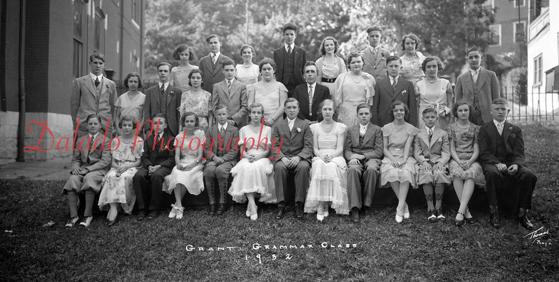 (1932) Grant School.