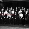(1912) Staff of the Shamokin High School Review.