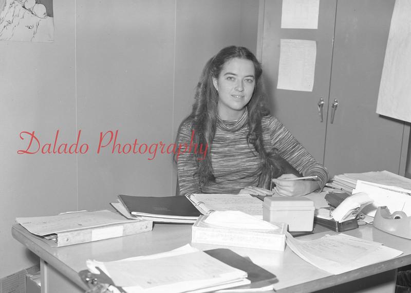(1979-80) Shamokin Area High School- School Secretaries.