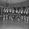 (1968-69) Shamokin Area High School majorettes.