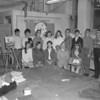 (1968-69) Shamokin Area High School art club.