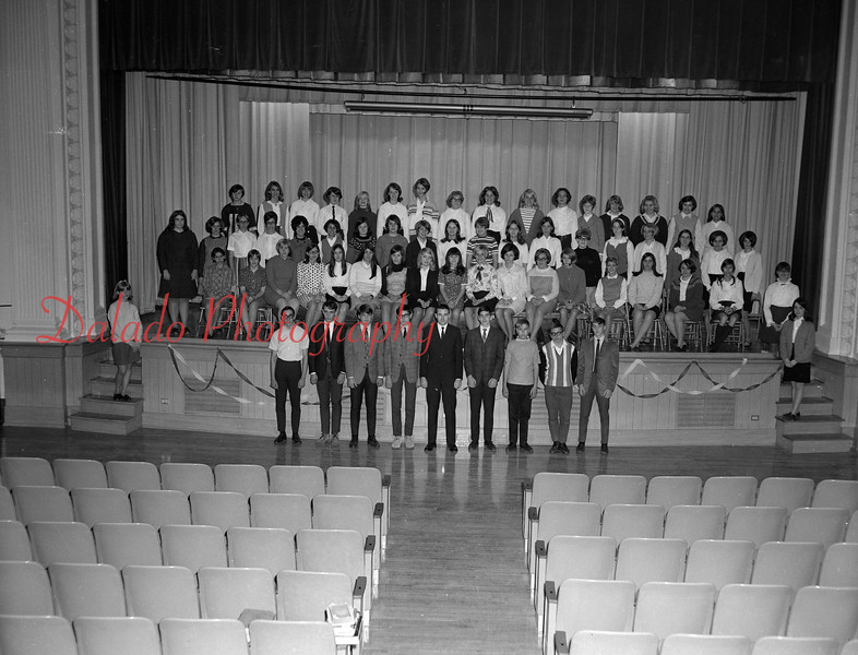 (1968-69) Shamokin Area High School.