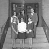 (1968-69) Shamokin Area High School sophomore officers.