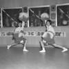(1968-69) Shamokin Area High School cherleaders.