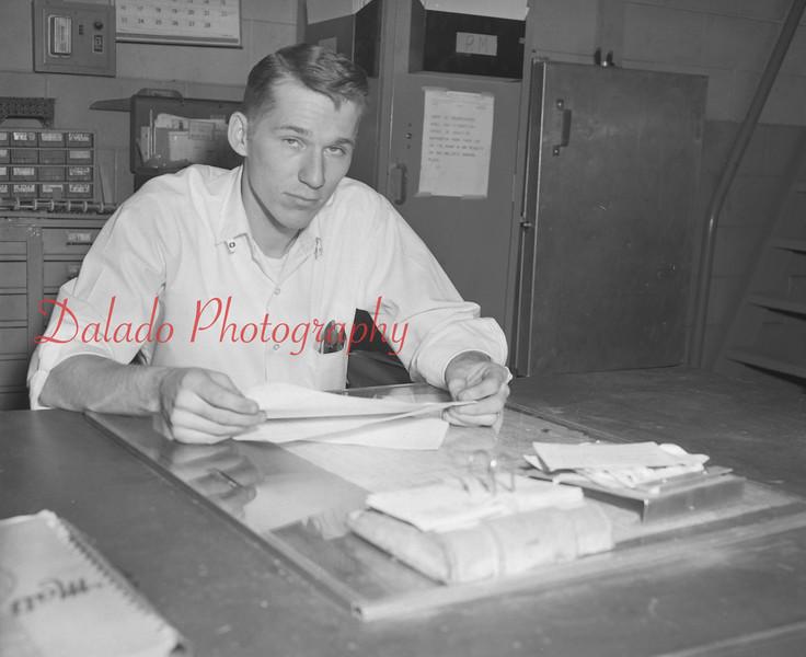 (1968-69) Shamokin Area High School Mr. Hummel.
