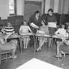(1968-69) Shamokin Area High School yearbook staff.