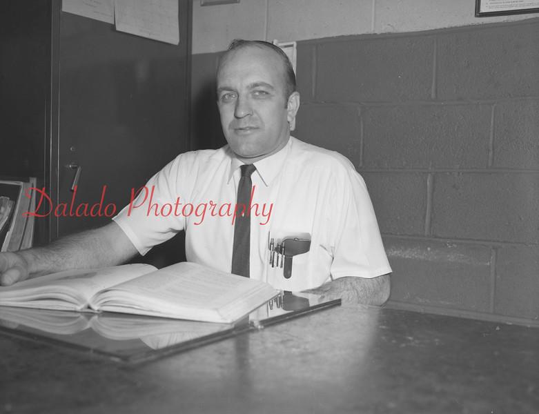 (1968-69) Shamokin Area High School Mr.  Kerstetter.