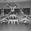 (1968-69) Shamokin Area High School cheerleaders.