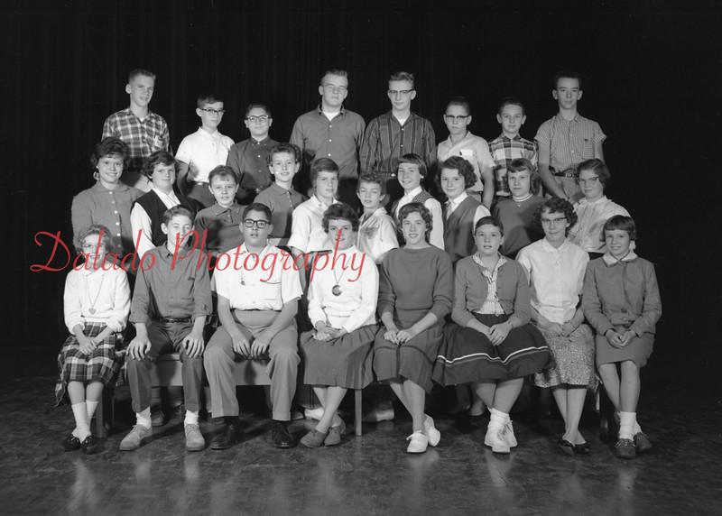 (1959-60) Shamokin High School: Junior High Science Club.