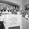 (1959-60) Shamokin High School: Ninth Graders, Sassman.