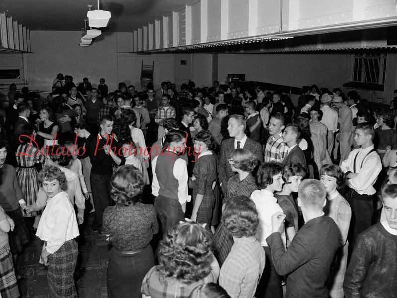 (1959-60) Shamokin High School: Dance.