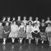 (1959-60) Shamokin High School: Knitting Club.
